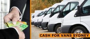 Cash for Vans Sydney