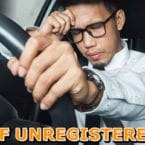 How to Get Paid for Unregistered Cars?